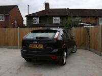 2010 Ford Focus 1.6 Titanium 5 Door Auto Bluetooth DAB Heated Seats Air Con Park