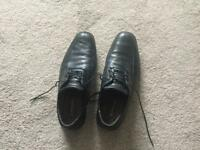 Rockport men's size 10 dress shoes very comfy excellent condition £30 cost £110 new