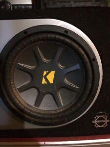 """10"""" kicker es"""