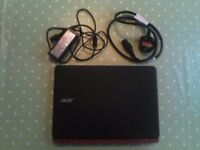 **ACER ASPIRE ES11** Red, Fully Functioning, Quality Laptop FOR SALE