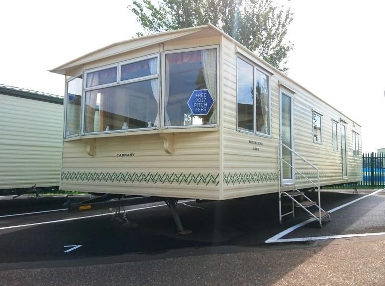 Static Caravan Nr Clacton-on-Sea Essex 2 Bedrooms 6 Berth Carnaby Belvedere