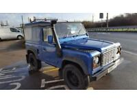 1998 LAND ROVER 90 DEFENDER 2.5 300 TDI