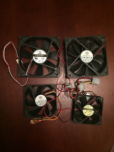 Assorted computer fans