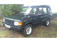 Land Rover Discovery 300 TDI Auto 1996