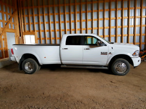Limited Dodge dually