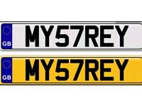 MYSTREY MISTRY private number plate for sale