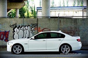 2013 BMW 535I xDrive M-Sport Package
