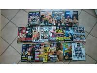 Wrestling Annuals & magazines