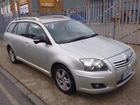 2007 Toyota Avensis T3-X 5dr★★★AIR CONDITIONING★★★FACE-LIFT★★★ALLOYS★★★