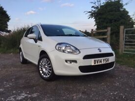 Fiat Punto Grande Pop 1.2 Petrol 2 Door