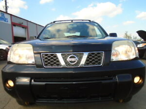 2006 Nissan X-trail LIMITED EDITION-4X4-LEATHER-SUNROOF-AMAZING