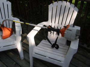 STIHL 36 in GAS TRIMMER