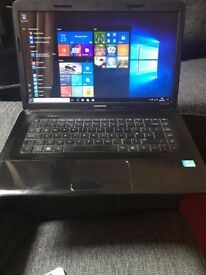 Laptop HP Compaq 15.6 Core i3 Windows 10 & Office 2016 Fully Activated SSD Hard drive 6GB Ram