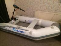 Boat, outboard for sale