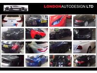 London car window tinting from £70 & car wrapping from £500
