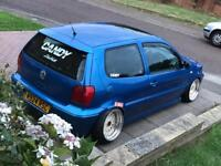 Polo gti genuine bbs camber coilovers