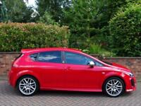2012 62 Seat Leon 2.0TDI CR (170ps) FR+ SUPERCOPA..F.S.H..HIGH SPEC..STUNNING !!