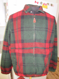 Polo Ralph Lauren Plaid Women`s jacket (Large)