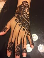 Henna/Mehndi for special occasions