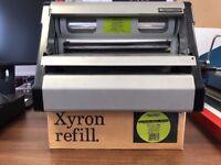 Xyron Pro 1250 Laminating Machine Adhesive Application & Laminatiing System