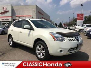 2008 Nissan Rogue SL | LEATHER | SUNROOF | ONE OWNER | AWD |
