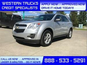 2015 Chevrolet Equinox AWD ~ NO PST! 5 Min. Approval Lo Payments