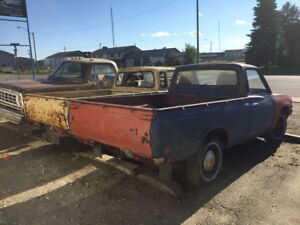 Datsun trucks in Drayton Valley