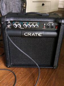 Ampli 15W CRATE GT15. Impeccable