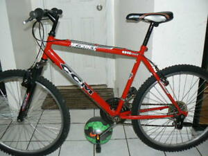 Excellent EXTRA Large Bike- Front SHOCKS- 6 Feet - CCM X Volt
