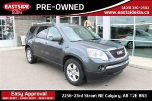 2011 GMC Acadia SLE GREAT PRICE ALLOYS 7 SEATER