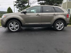 2013 FORD EDGE SEL V6 AWD LOADED WITH ONLY 70000KMS