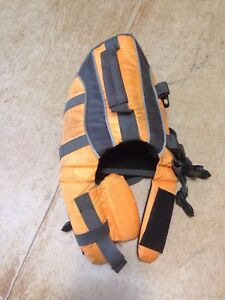 Dog life jacket- for small breeds