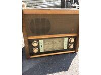 EKCO analogue radio