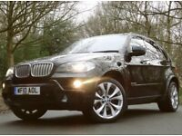 2010 BMW X5 3.0TD TWIN TURBO (286 bhp) auto xDrive35d M Sport