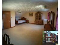 Huge loft, double bedroom, beautiful Victorian style. Poddasze do wynajecia.