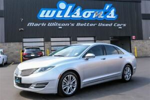 2014 Lincoln MKZ LEATHER! NEW TIRES+BRAKES! BLUETOOTH! POWER PAC