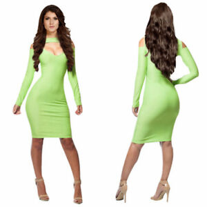 GORGEOUS BRAND NEW DRESS lime geen