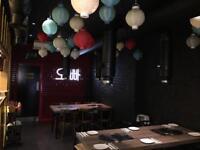 Oppa Korean Resturant need for waiter or waitress