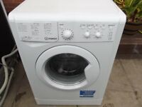 INDESIT 8KG WASHING MACHINE FULLY REFURBISHED COMES WITH 3 MONTHS WARRANTY