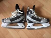 Mission Fuel 55 ice hockey ice skates size 7