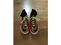 NIKE MERCURIAL ASTRO SOCK TRAINERS SIZE 5.5