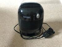 Dehumidifier Duronic DH05 Mini Compact Black - Almost Brand New