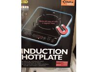 Delta Kitchen Induction Hot Plate 2000W