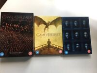 GAME OF THRONES Seasons 1-6 Box Sets in excellent condition