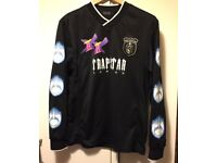 Trapstar long sleeve top size small