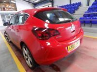 Vauxhall/Opel Astra 1.7CDTi 16v ( 125ps ) 2009MY SRi