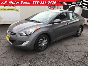 2012 Hyundai Elantra GL, Automatic, Sunroof, Heated Seats