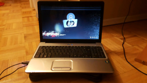 HP G61 with Windows 10 4GB Memory 320GB HDD Brand new Battery