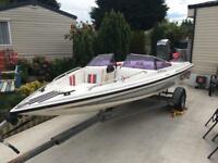 Cheapest bowrider (schimatar 160 speed boat 100hp)