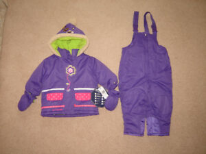 NEW Winter Set, Clothes - 18, 18-24, 24m, sz 2 / Boots sz 8